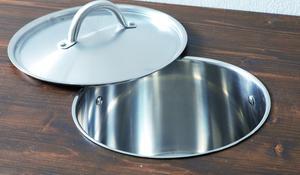 KROK IV – Efekt – pojemnik na odpady wbudowany w blat kuchenny