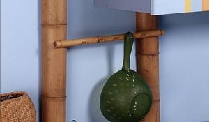 Osłona z bambusa